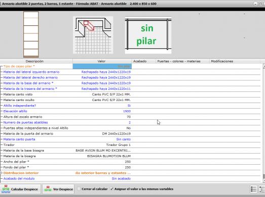 Configurador_variables _armario 000
